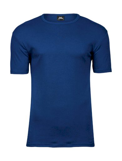 Triko pánské Tee Jays Interlock - tmavě modré, L