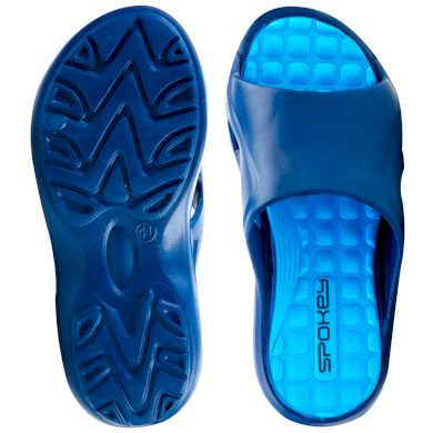 Sandále pánské Spokey Lido - modré, 43