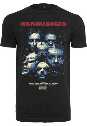 Triko Rammstein Sehnsucht Movie - černé, L