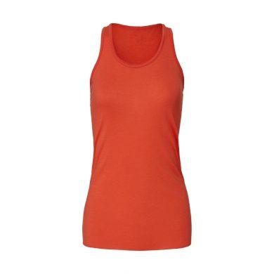 Top Bella Tank Top Flowy - oranžový, XL
