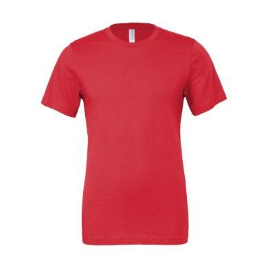 Tričko Bella Jersey - tmavě růžové, XL