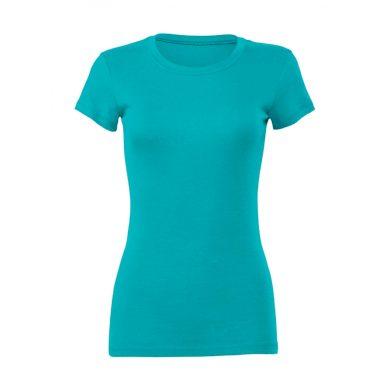 Tričko Bella The Favorite - světle modré, L