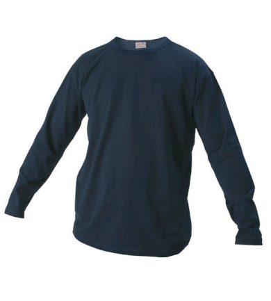 Tričko s dlouhým rukávem Xfer 160 - navy, M