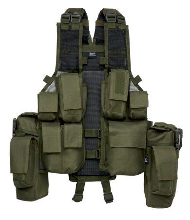 Vesta Brandit Tactical Vest - olivová