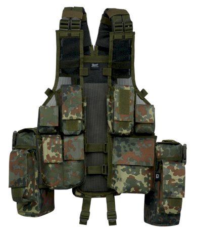 Vesta Brandit Tactical Vest - flecktarn