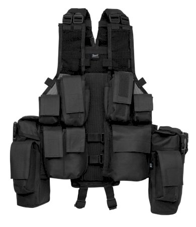 Vesta Brandit Tactical Vest - černá