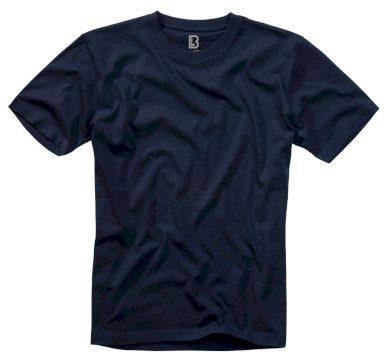 Tričko Brandit Tee - navy, S