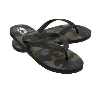 Sandále žabky Brandit Beach Slipper - darkcamo, 46-47