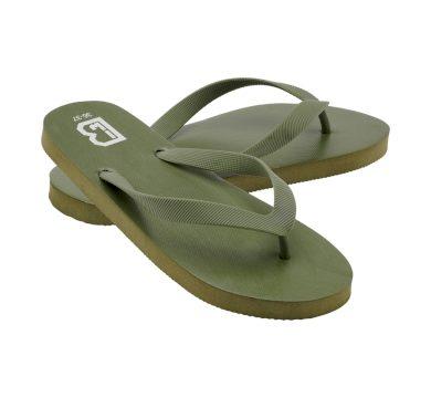 Sandále žabky Brandit Beach Slipper - olivové, 36-37