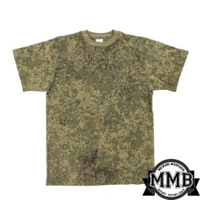 Tričko MMB Short - ruský vzor, XL