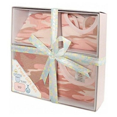 Set dárkový na batole Rothco Infant - pink-camo