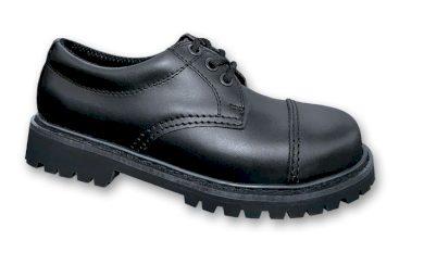 Boty Brandit Phantom Boots 3-dírkové - černé, 11