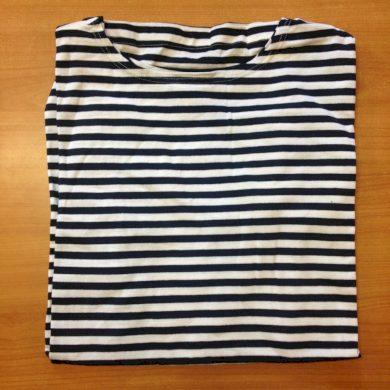 Ruské námořnické triko s dlouhým rukávem Mil-Tec letní, XL