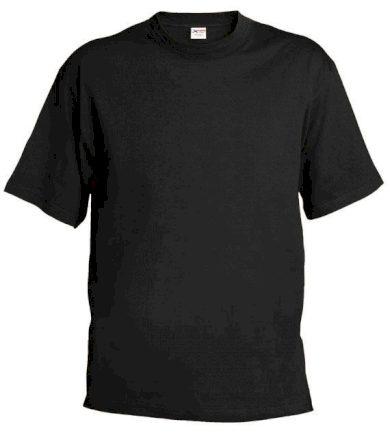 Pánské tričko Xfer 160 - černé, M
