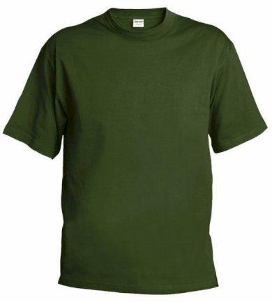 Pánské tričko Xfer 160 - olivové, M
