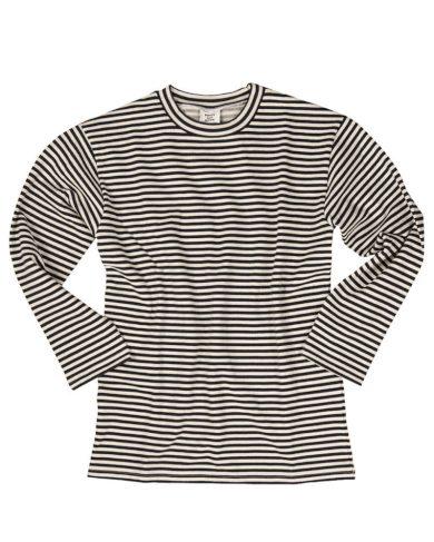 Ruské námořnické triko s dlouhým rukávem Mil-Tec zimní, S