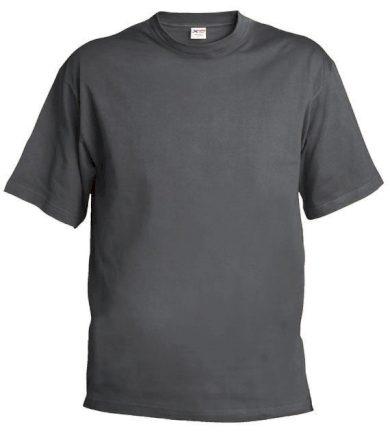 Pánské tričko Xfer 160 - tmavě šedé, S