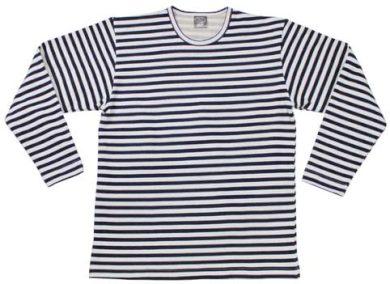 Ruské námořnické tričko s dlouhým rukávem MFH zimní, XXL