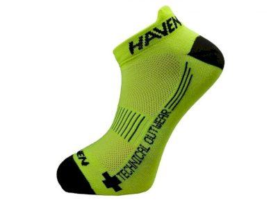Ponožky Haven Snake Neo 2 ks - žluté-černé, 6-7
