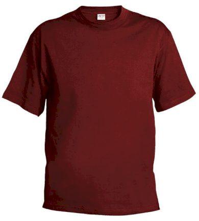 Pánské tričko Xfer 160 - bordové, M