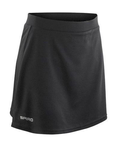 Dámská sukně Spiro - černá, XXL