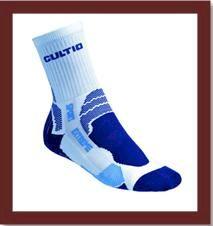 Sportovní ponožky Extreme Sport - modré, 23-24 = EU 35-37