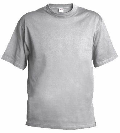 Pánské tričko Xfer 160 - světle šedé, XS