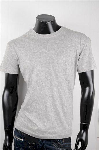Triko Pensacola Simple - šedé, S