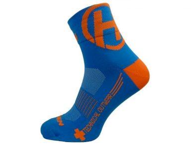 Ponožky Haven Lite Neo 2 ks - modré-oranžové, 8-9