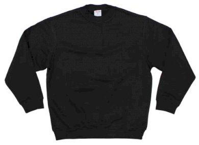 Mikina Pro Company - černá, S