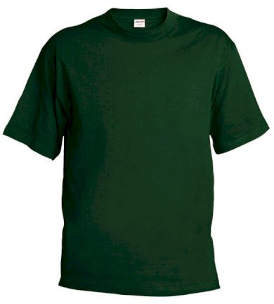 Pánské tričko Xfer 160 - tmavě zelené, L