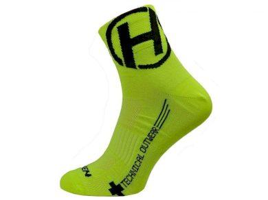 Ponožky Haven Lite Neo 2 ks - žluté-černé, 8-9