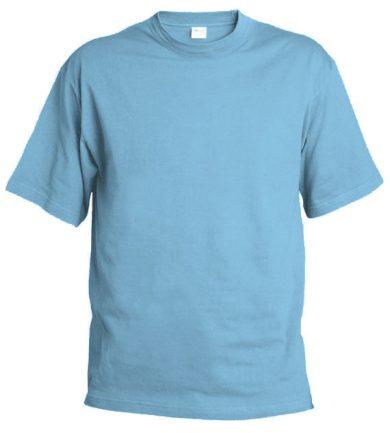 Pánské tričko Xfer 160 - světle modré, 3XL