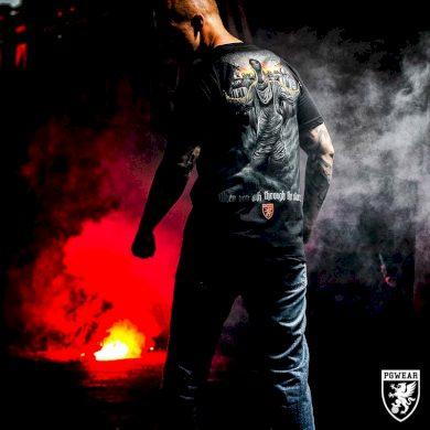 Triko PGwear Storm - černé, S