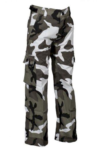 Kalhoty dětské Anton Ranger - urban, XL