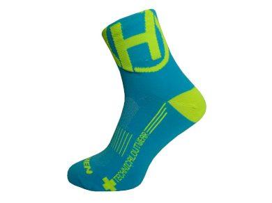 Ponožky Haven Lite Neo 2 ks - modré-žluté, 6-7