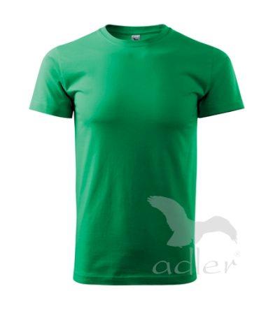 Triko pánské Adler Basic - zelené, XL