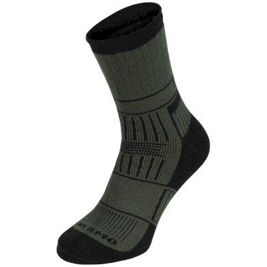 Ponožky MFH Alaska - olivové, 42-44
