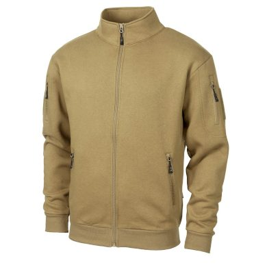 Mikina MFH Tactical - coyote, 4XL