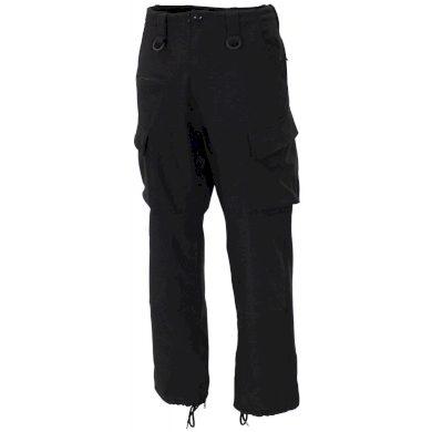 Kalhoty MFH Softshell Allround - černé, 3XL