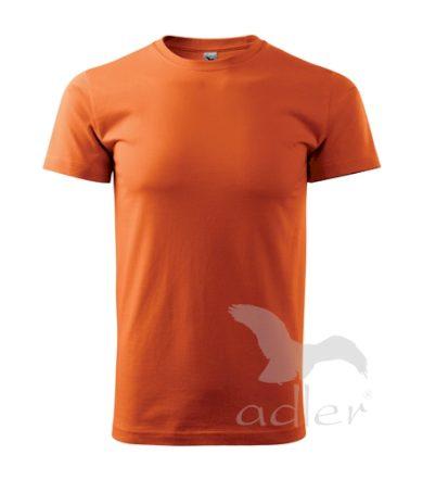Triko pánské Adler Basic - oranžové, XXL