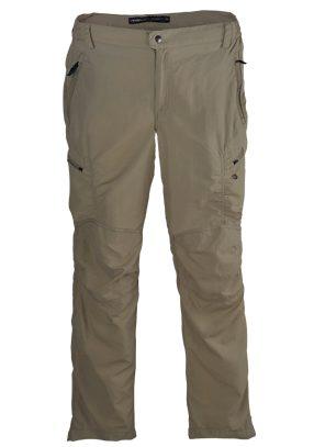 Kalhoty Tindra Saltwood - béžové, XL