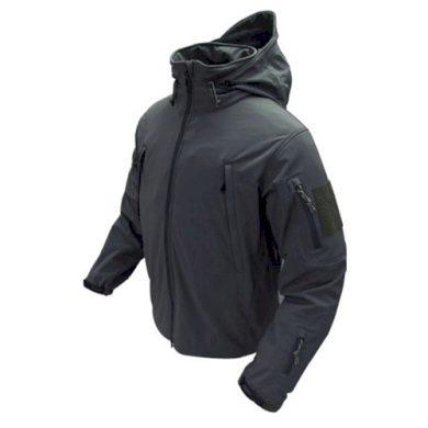 Bunda Condor Softshell - černá, M