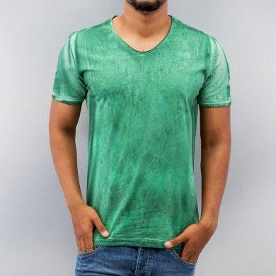 Tričko Just Rhyse Inked - zelené, S