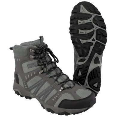 Boty trekové FoX Mountain High - šedé, 41