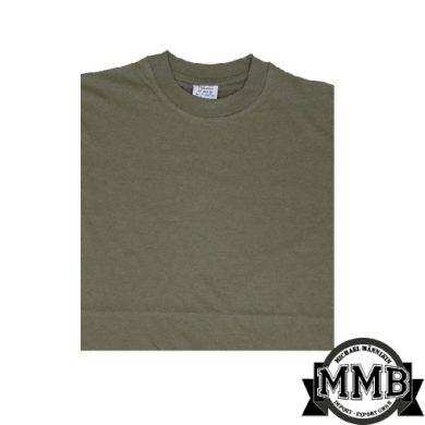 Tričko MMB Short - olivové, S