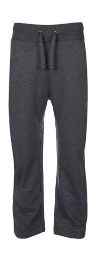 Originální kalhoty na běhání FDM - tmavě šedé, XL