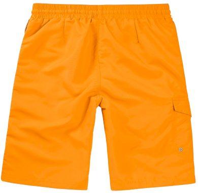 Kraťasy Brandit Swimshorts - oranžové, XXL/3XL