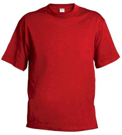 Pánské tričko Xfer 160 - červené, XXL