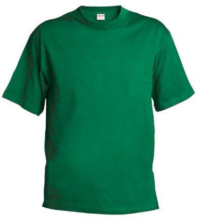 Pánské tričko Xfer 160 - zelené, 3XL